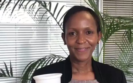 Acting Executive Director of the United Nations Environmental Programme (UNEP) Joyce Msuya
