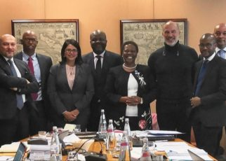 AGRC leadership led by Rajakumari Jandhyala, CEO of YAATRA thanked the Minister and the Government of Uganda team for taking time to meet the AGRC team in Milan,