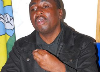 State Minister for Agriculture Christopher Kibanzanga