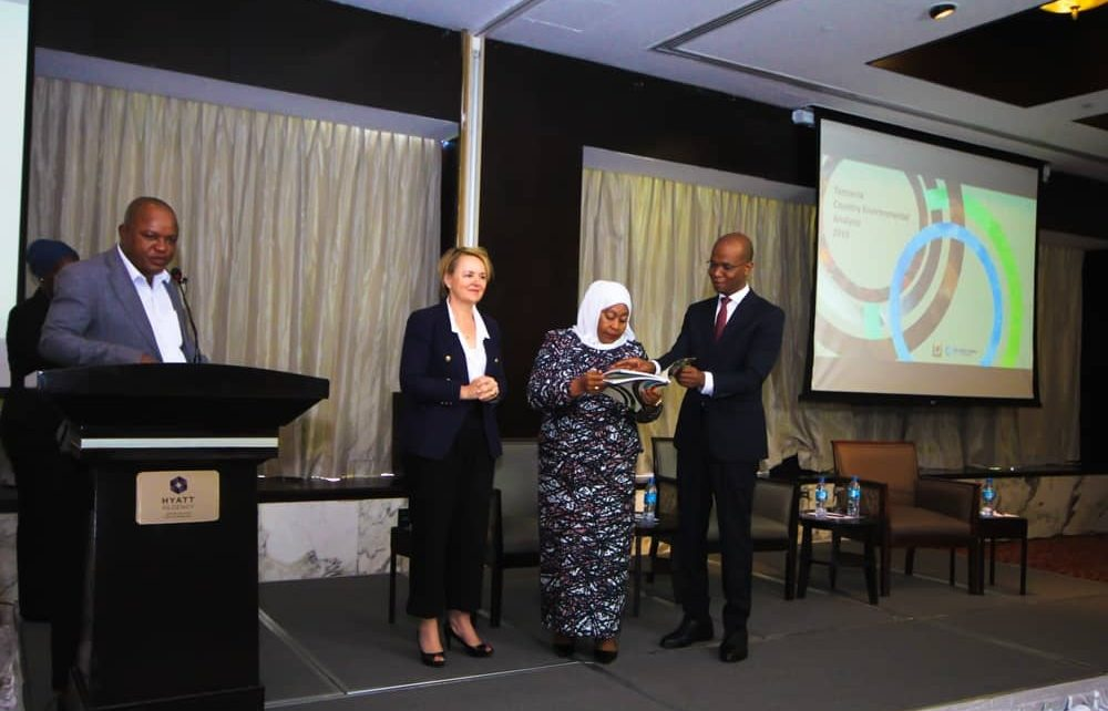 The Country Enviornmental Analysis was prepared in close coordination with the Government of Tanzania and with support from the Swedish Embassy and SIDA.