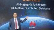 Huawei launches Database to Redefine Data Infrastructure