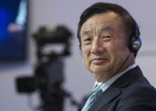 Huawei founder and CEO Ren Zhengfei