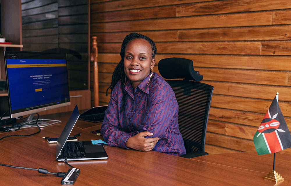 Janet Maingi, Andela Kenya Country Director