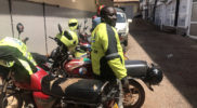From Dial Jack, Lubega has bought land, motorcycles, and established spare part shop