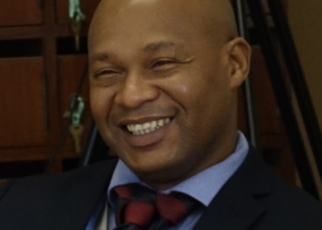 George Lwanda is a regional program adviser on extractive industries at the United Nations Development Programme's Africa Regional Service Center and a 2018 AsiaGlobal Fellow at the Asia Global Institute.