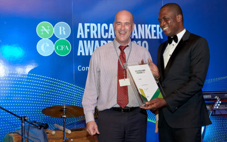 Ecobank was also nominated for African Bank of the Year in the Awards