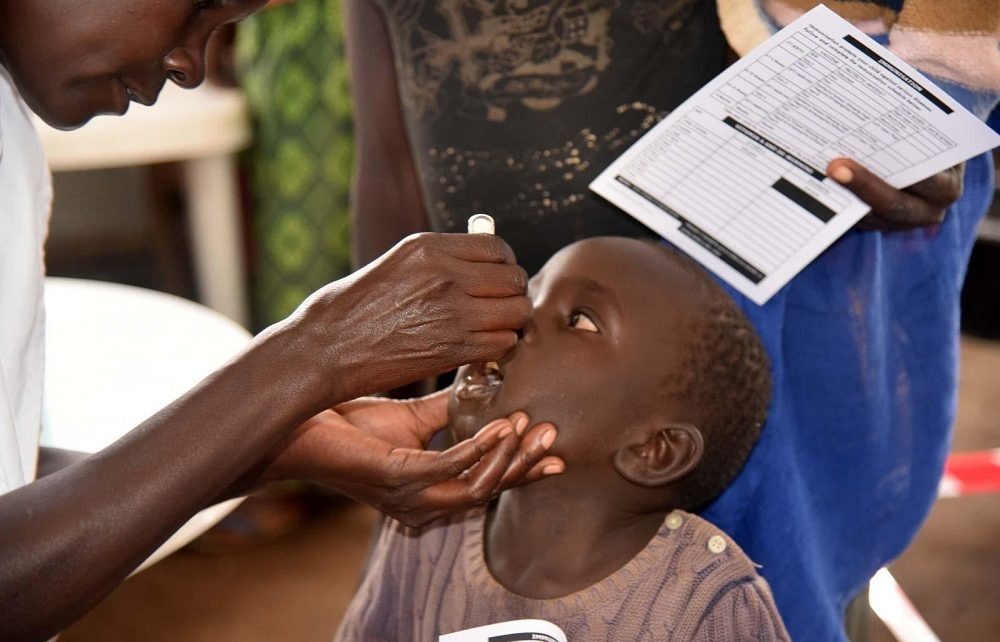 20 million doses of Measles and Rubella vaccine arrive in Uganda for September vaccination campaign